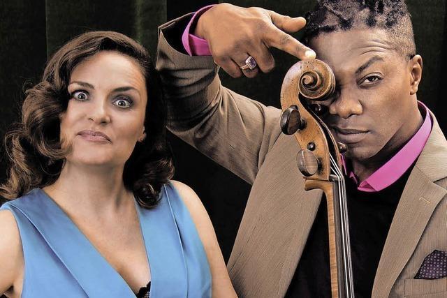 FREITAG: COMEDY: Frau, Mann, Cello