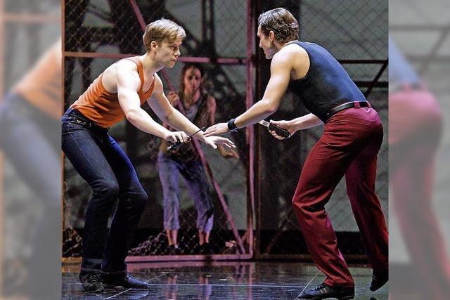 """Kartenverlosung für die """"West Side Story"""" im Theater 11 in Zürich"""