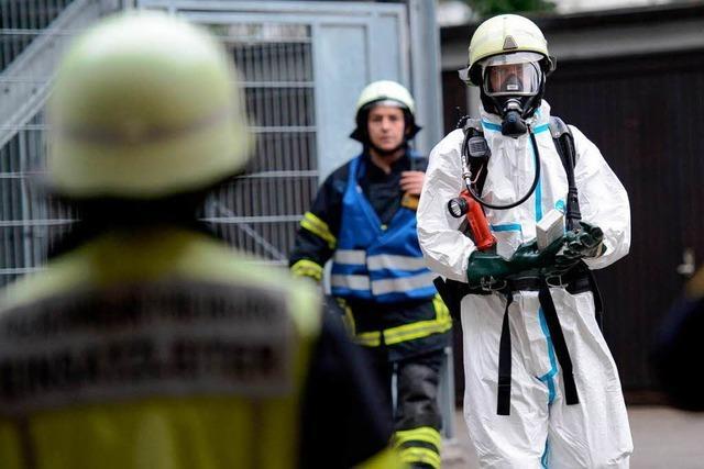 Pulver in Briefumschlag ist kein Anthrax – weitere Untersuchungen laufen
