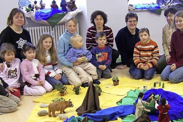 20 Jahre Kirche für Kinder