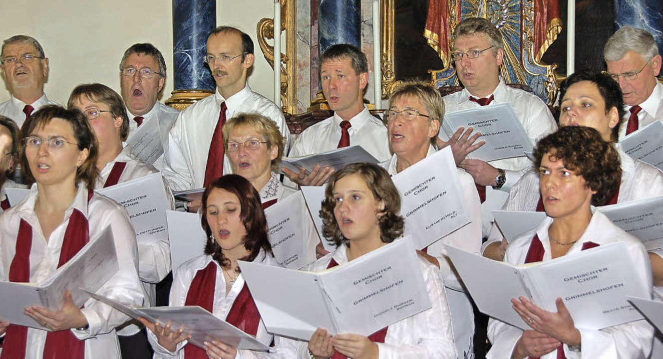 Sonntag, 16. Februar 17 Uhr: Der gemis...ergangenheit, zu einem Kirchenkonzert.  | Foto: Jutta Binner-Schwarz