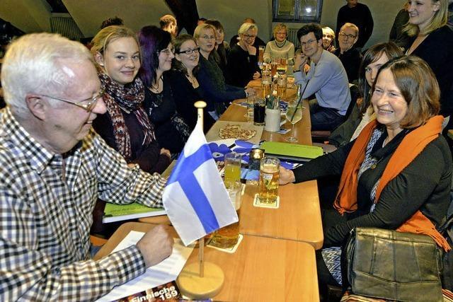 Deutsch-Finnische Gesellschaft belebt ihren Stammtisch neu