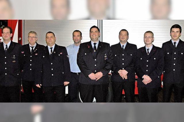 Feuerwehrkameraden stolz auf couragierten Retter