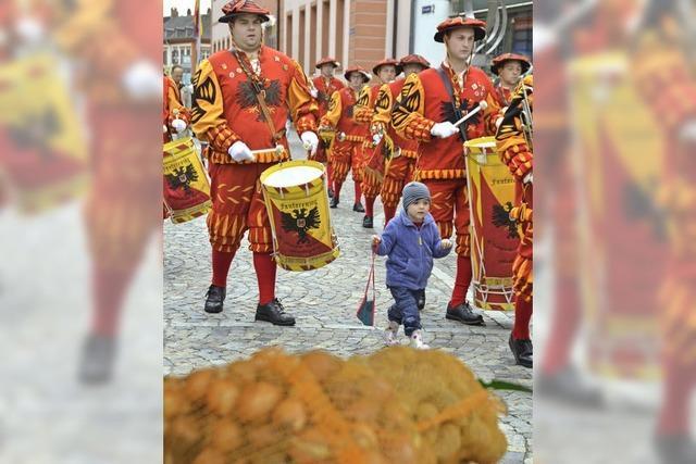 Steht das Fest rund um die Kartoffel auf der Kippe?