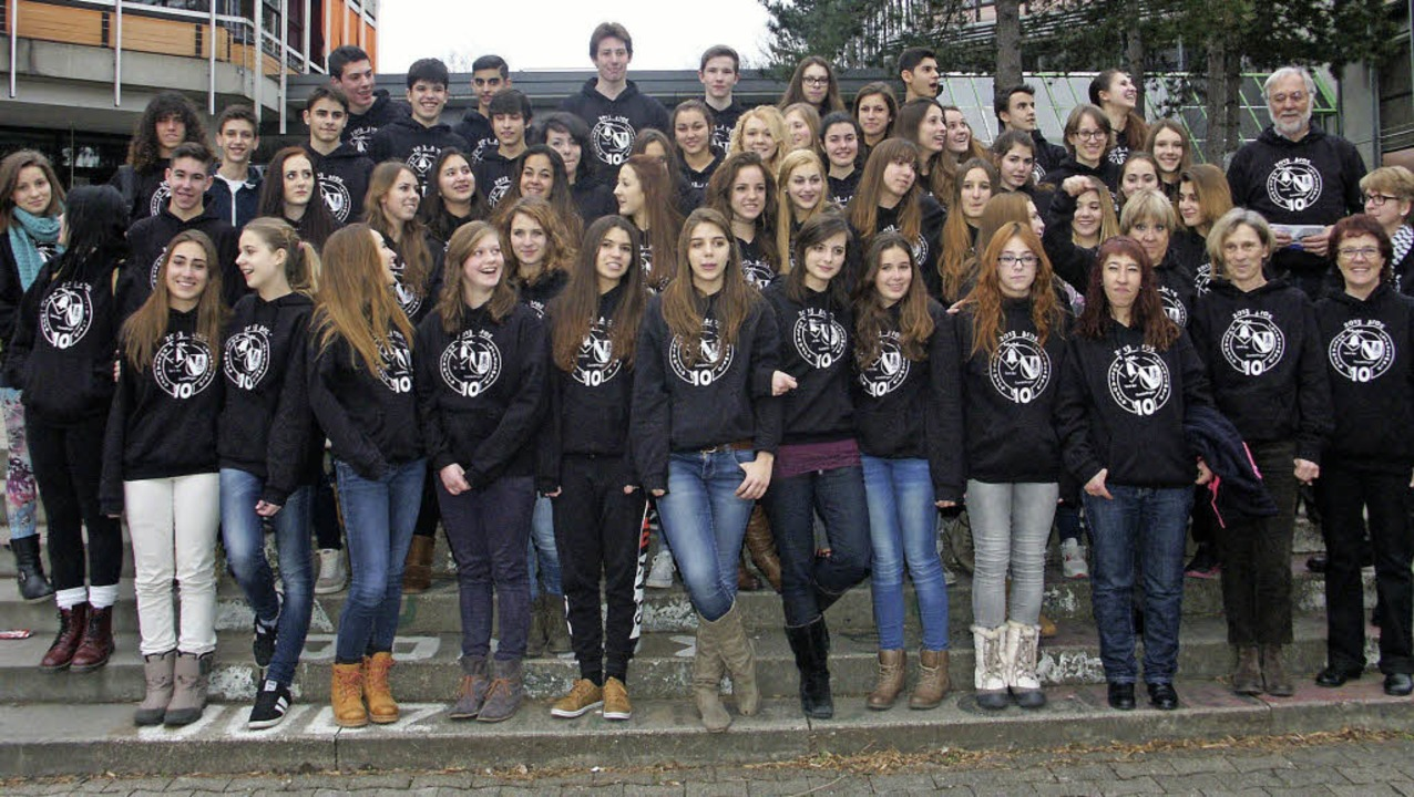 Schüleraustausch: Junge Spanier lernen Gundelfingen kennen /  | Foto: Andrea Steinhart