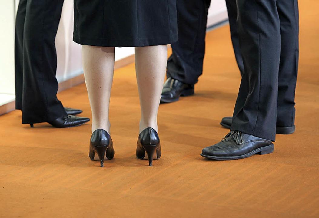 Basel möchte mehr Frauen in den Gremien des Kantons einbinden.    Foto: dapd
