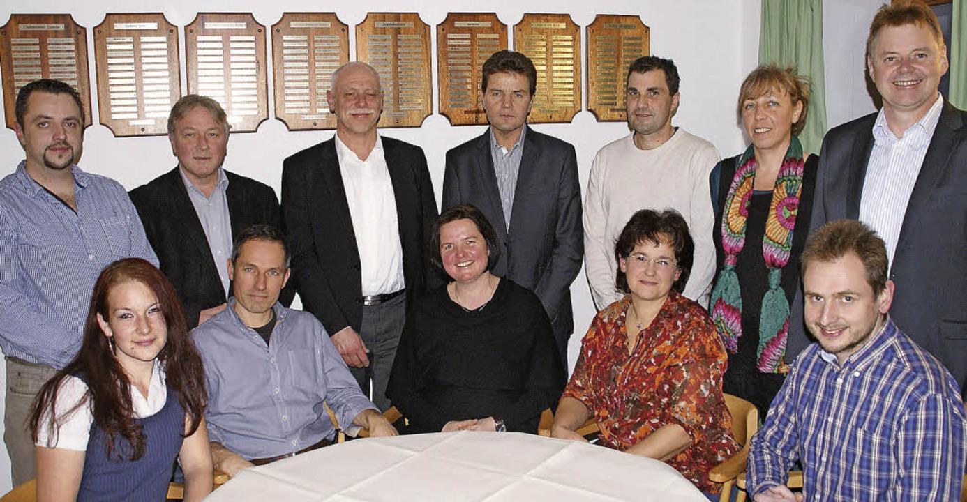 Sie wollen  für die CDU in den Rickenb... fehlen Franz Rufle und Sascha Keller     Foto: Hrvoje Miloslavic