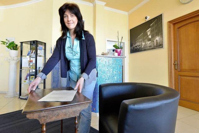 Hotelbetreiberin auf der Haid boykottiert die Bettensteuer