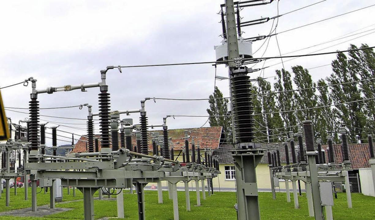 Für Spannung sorgt  der vom Energiever...mlieferung im nördlichen Kreisgebiet.   | Foto: bz