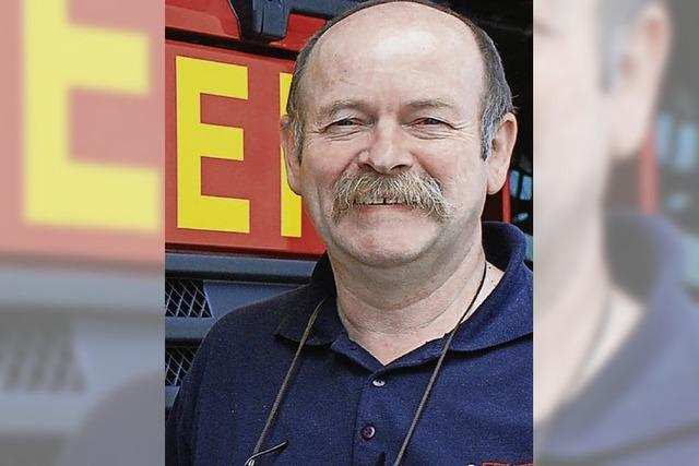 Feuerwehr Offenburg probt im Wohnheim der Lebenshilfe den Ernstfall