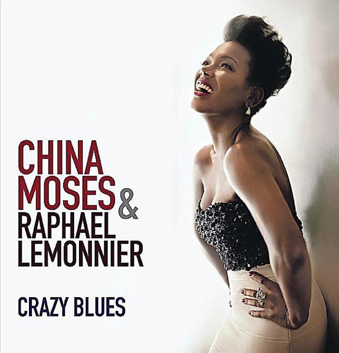 China Moses hat sich dem Blues auf ihre Weise angenähert.     Foto: promo