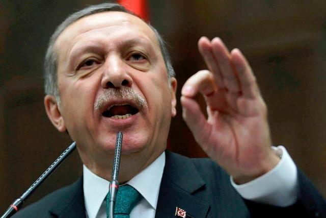 Pressefreiheit in der Türkei: