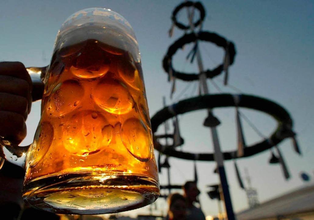 Eine Klassenfahrt in München endete auf dem Frühlingsfest.    Foto: Timm Schamberger
