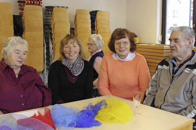 Bunte Nachmittage für Senioren
