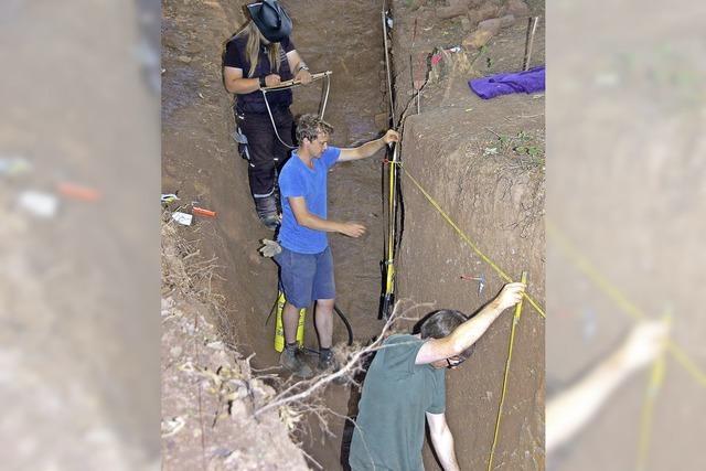 Historiker und Archäologen erforschen Mauracher Berg