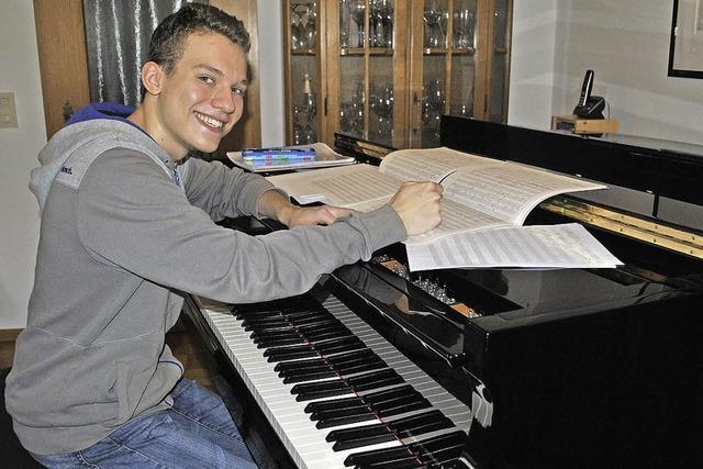 Jonathan Stark: Neue Musik eines 18-jährigen Seelbachers in New York