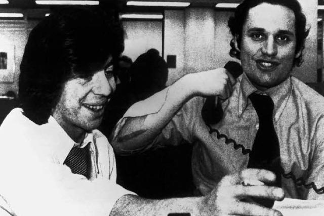 Der Watergate-Enthüller Carl Bernstein wird 70