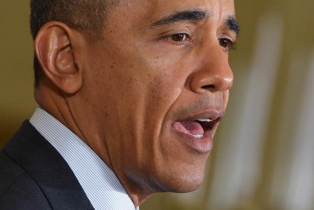 Obamas Gesundheitsreform ist auf Kurs