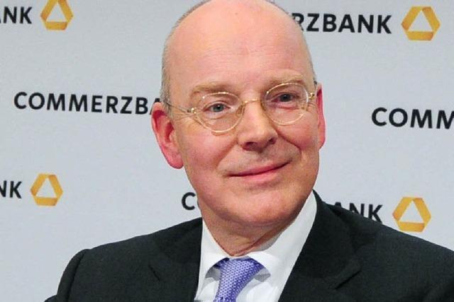 Commerzbank mit überraschendem Gewinn