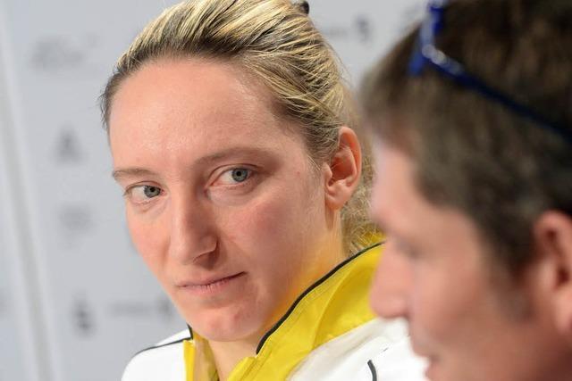 Zoff im deutschen Olympia-Team