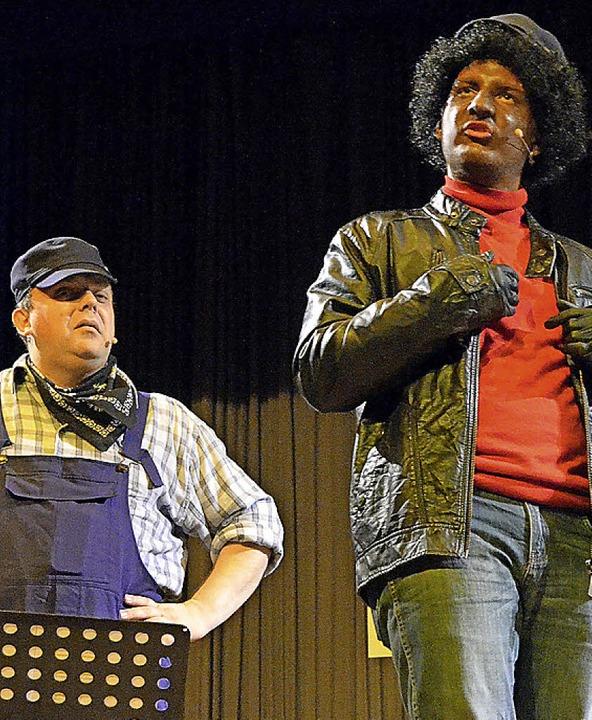 Jim Knopf und Lukas  | Foto: Jochen Fillisch