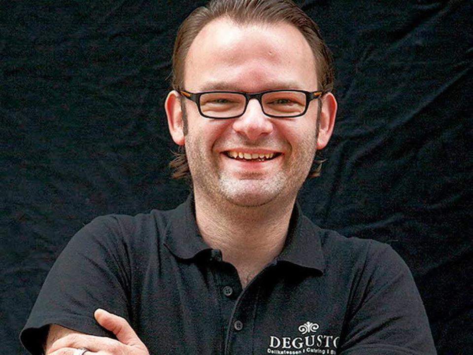 Leif Mutschler freut sich über das Engagement der Mitarbeiter.  | Foto: Michael Wissing