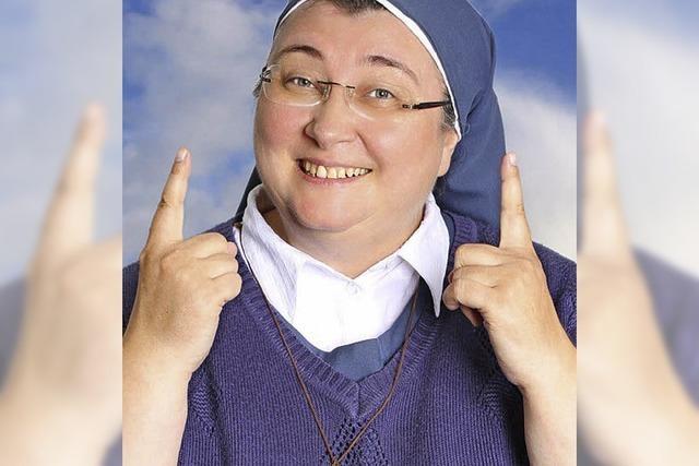 """Schwester Teresa: """"Vom befreienden Umgang mit Fehlern"""""""