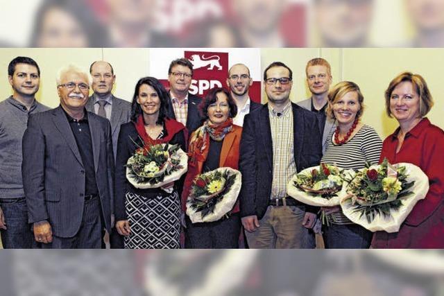 SPD gibt sich kämpferisch