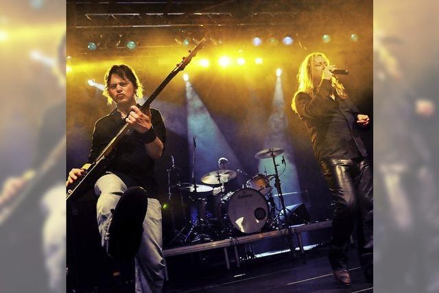 Deep-Purple-Band beim Rockschwoof-Jubiläum