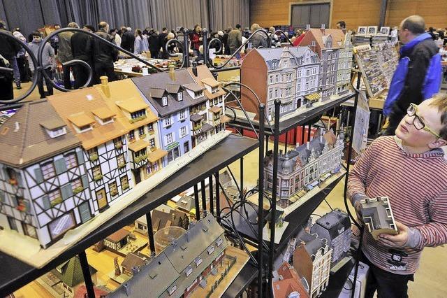 Modellbauer leben in einer ganz eigenen Welt