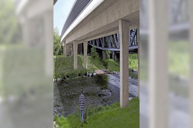 Bahn will Ende 2015 neue Gleise in Basel bauen