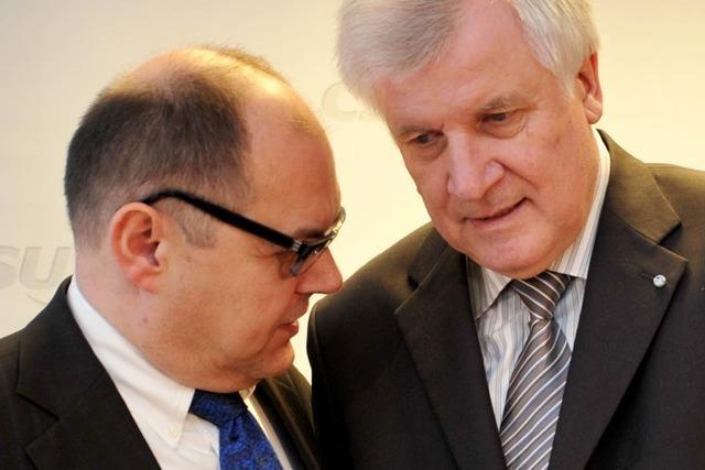 Staatssekretär Schmidt wird neuer Bundeslandwirtschaftsminister