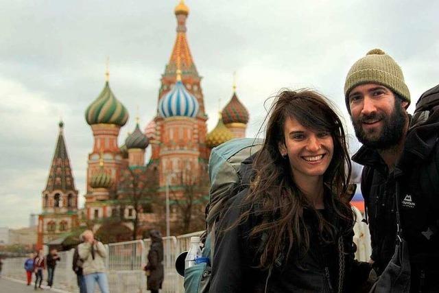 Vom Schwarzwald nach Moskau (1)