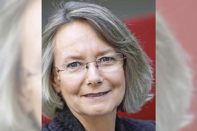 EU-Politikerin erhält das Rote Steuerrad