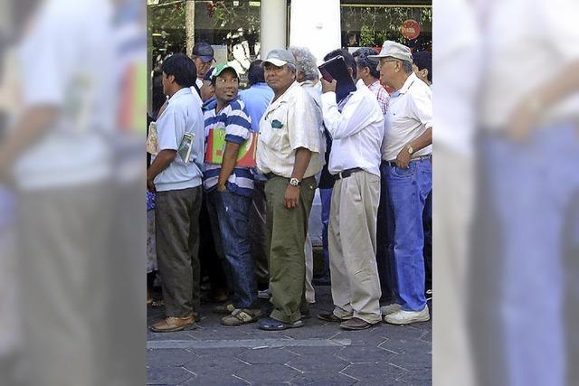 Wer keine Geduld hat, sollte in Bolivien kein Dokument beantragen
