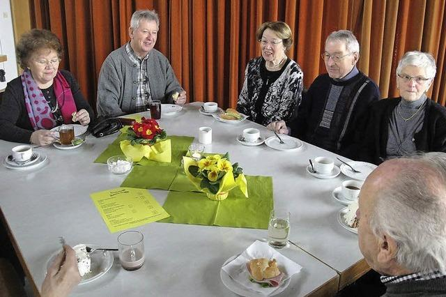 Erfolgreiches Kirchen-Café