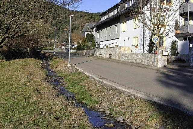 Der Wittentalbach wird aufgewertet