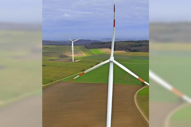 Gemeinsam für Windkraft – und gegen den Bund