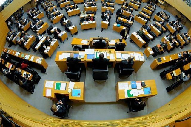 Grün-rote Finanzpolitik: Schuldenkönige sind andere