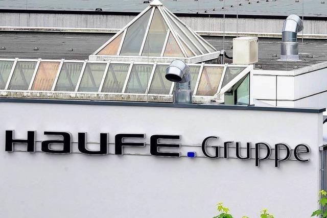 Freiburger Haufe Gruppe streicht 120 Stellen