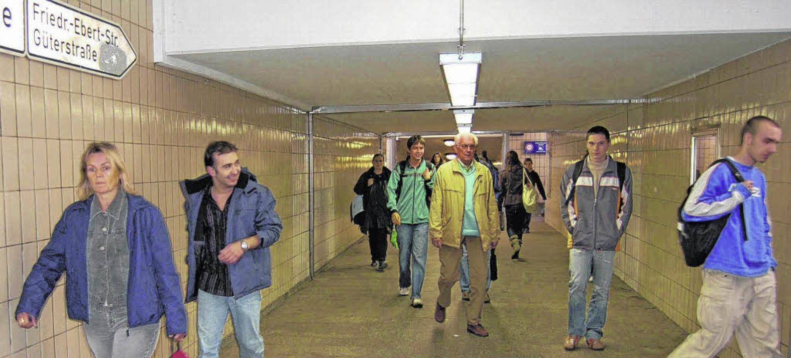 Der Donaueschinger Bahnhof soll saniert werden.   | Foto: Archiv