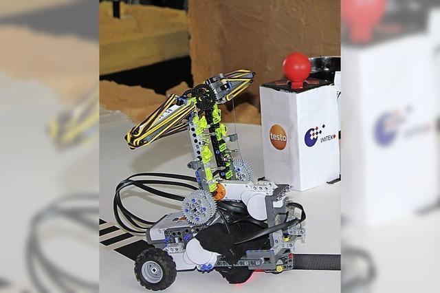 Roboter-Einhorn ist am schnellsten