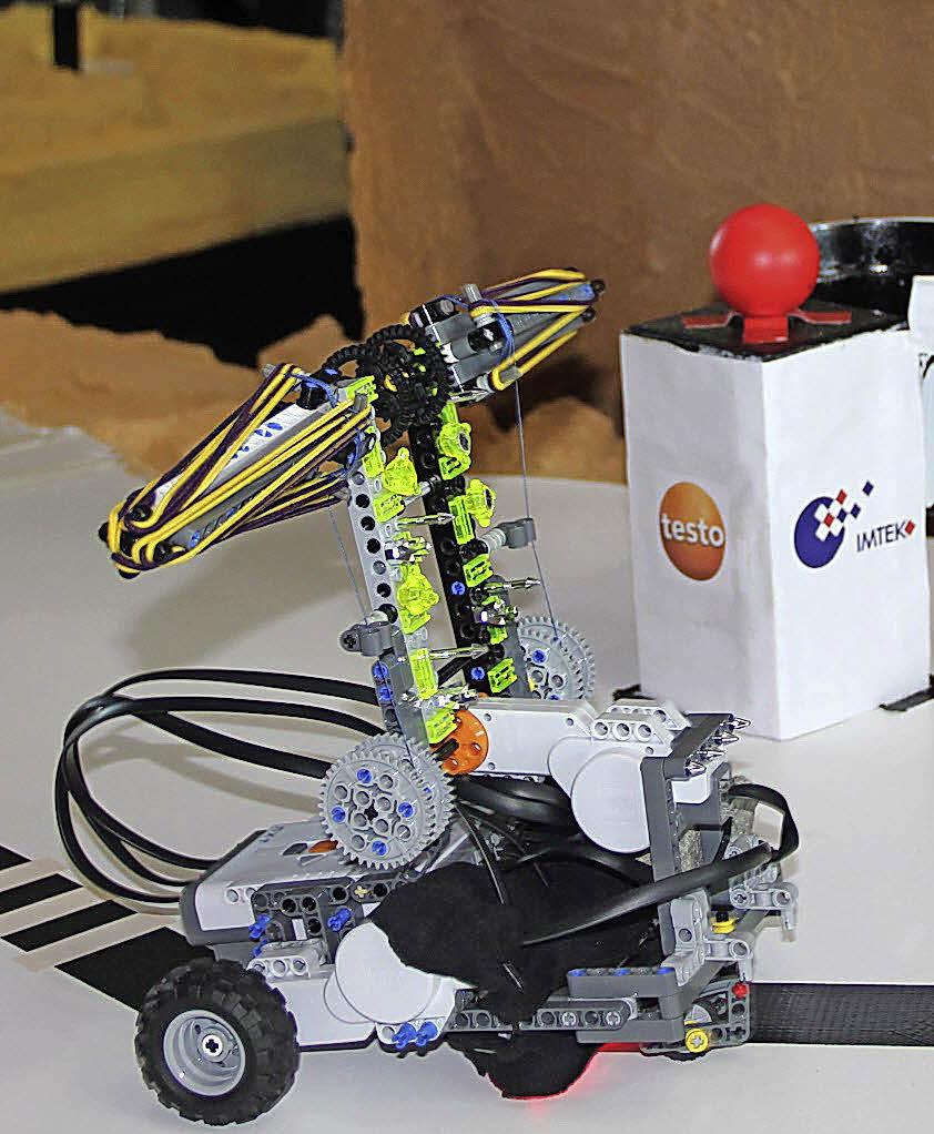 Roboter Einhorn