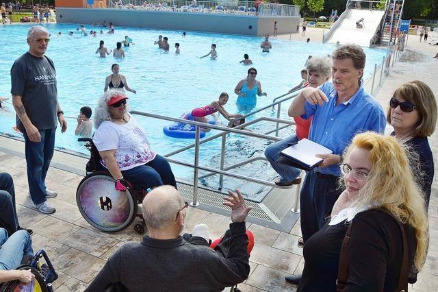 Behindertenbeirat hat vieles bewegt