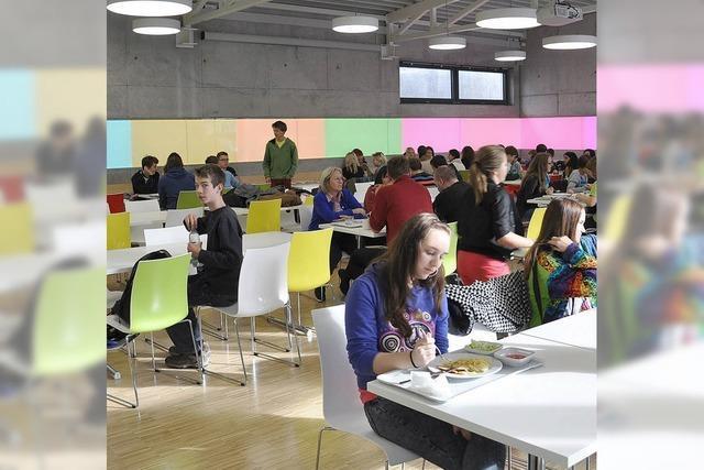 Scheffelgymnasium: Mensavertrag gekündigt