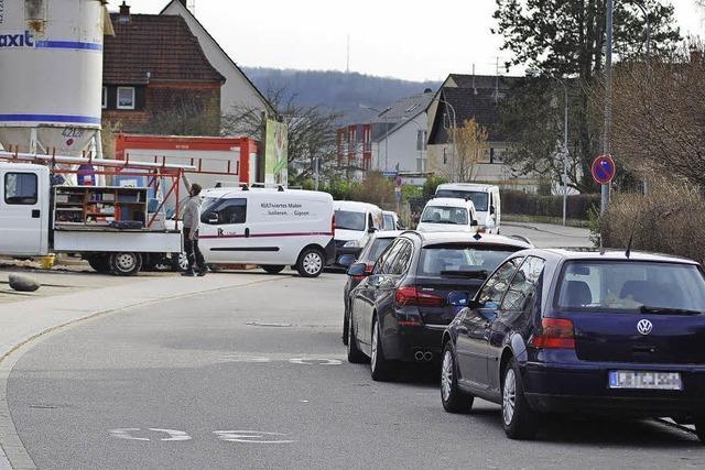 In Haagen fallen Parkplätze weg