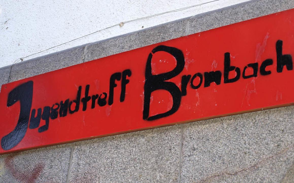 Der Jugendtreff Brombach im Rathauskel...er Jugendlichen von 11 bis 18 Jahren.   | Foto: Paul Schleer