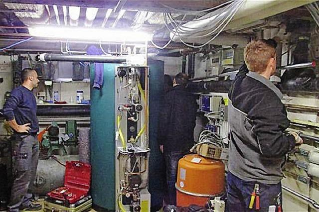 Eigenes Kraftwerk im Keller