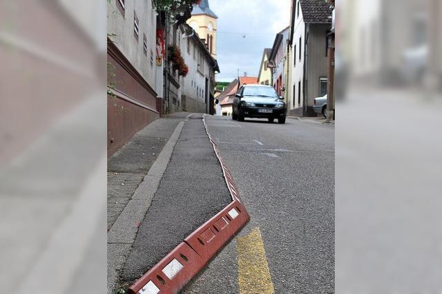 Mehr Sicherheit für die Fußgänger