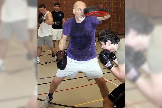 Boxen als Lebensschule